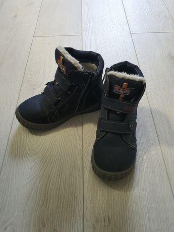 Buty zimowe dla chłopaka roz 29