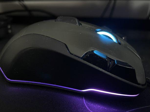 Rocca Tyon - mysz dla graczy