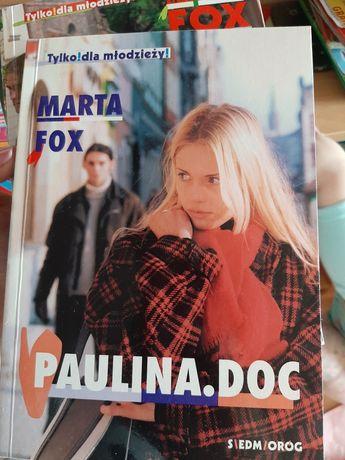 Książla Paulina.doc Marta Fox