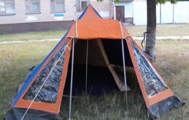Польская туристическая палатка намет