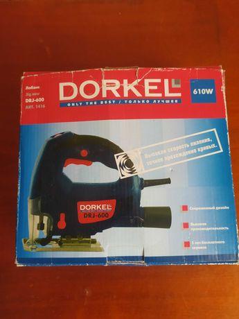 Электролобзик Dorkel DRJ-600