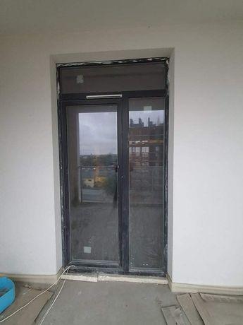Вікон, двері балконі антраци wds