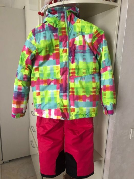 Лыжный костюм на девочку ALPINE PRO , р. 140-146 Черкассы - изображение 1