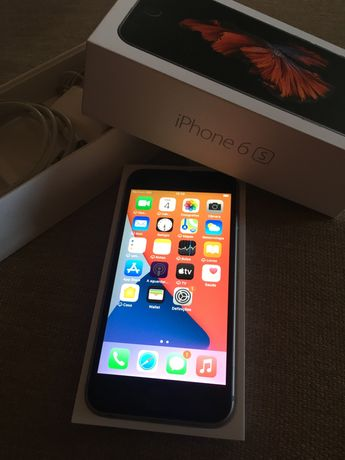 iphone 6s 16gb como novo