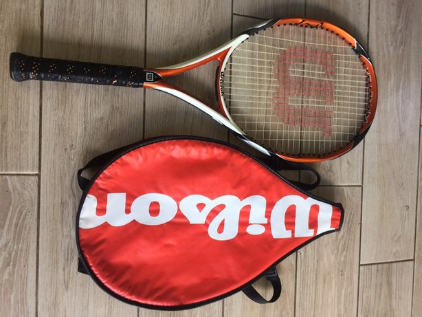 Продам тенисную ракетку Wilson