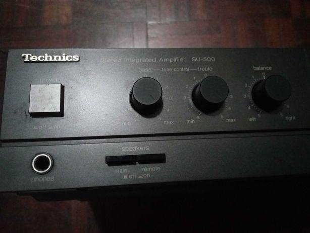 Amplificador HI-FI, Technics usado, mas como novo