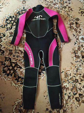Водолазный  костюм/для занятий на байдарках каноэ на рост 158
