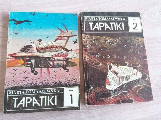 """Książka """"Tapatiki"""" 1 i 2"""