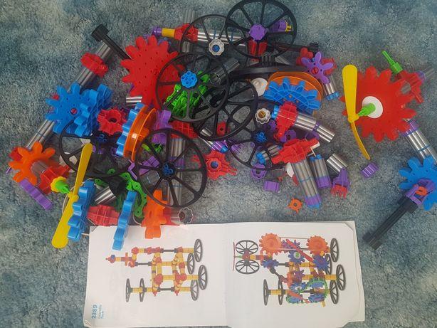 Klocki Budowanie przez zabawe