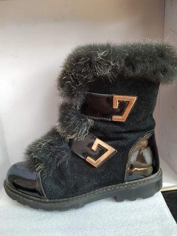 Продам удобные зимние ботиночки
