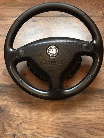 Руль Opel Astra оригинал подушка в руль