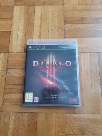 Diablo III PL ps3
