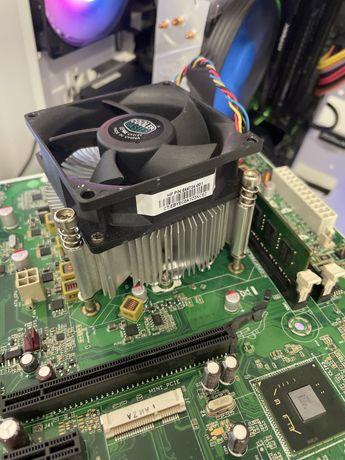 1155 комплект i3 2100 2gb ddr3 p61