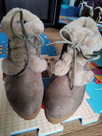 Зимние ботинки 36 размер