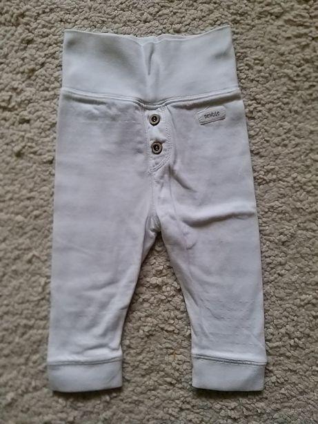 Newbie by Kappahl spodnie niemowlęce 74