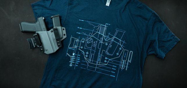 T-shirt koszulka T.rex Arms trex arms Xl