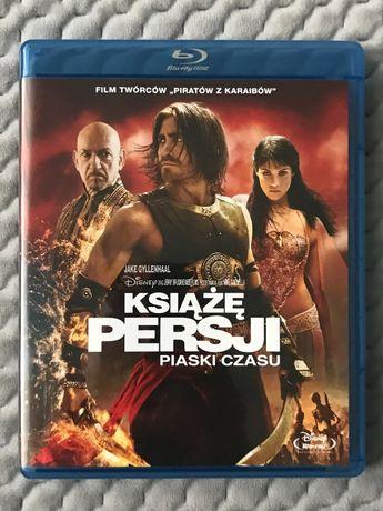 """""""Książę Persji: Piaski czasu"""" - Blu-ray - polski lektor"""