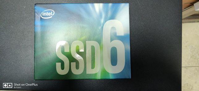 Продам ssd m2 (intel ssd6) 1tb