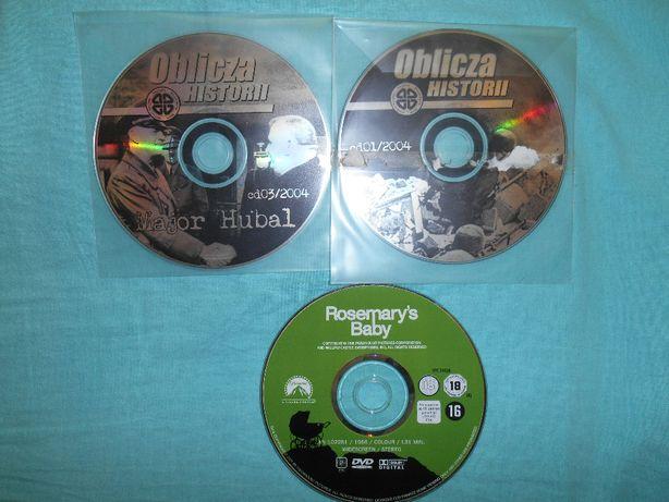Major HubalFilmHistoria(2CD Oblicza Historii+Film DVD Dziecko Rosemary