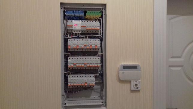 Выполним полный спектр работ связанных с электрикой