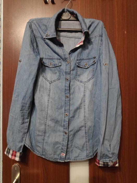 Koszula jeans S Police - image 1