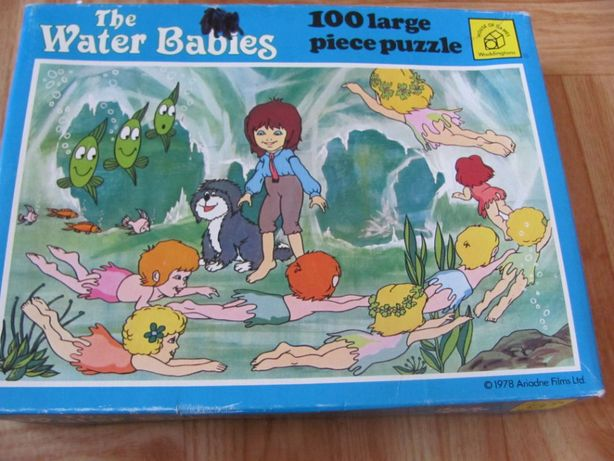 Puzzle Waddingtons The Water Babies 100 el.