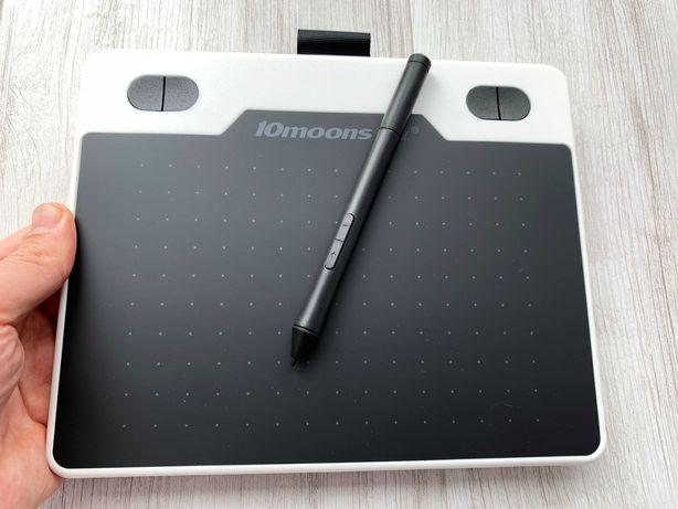Качественный графический планшет за небольшие деньги