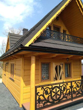 Domek w górach  Termy Chochołowskie blisko Zakopane Kościeliska