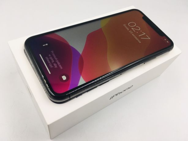 iPhone X 64GB SPACE GRAY • PROMOCJA • GWAR 1 MSC • AppleCentrum
