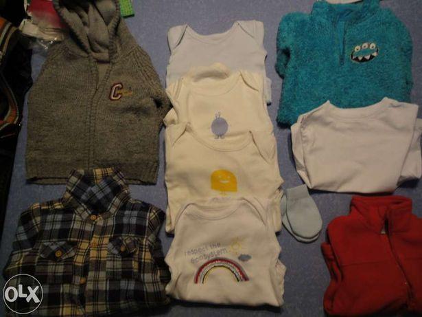 Pack de Roupa de Bébé dos 9 aos 12 meses (82)