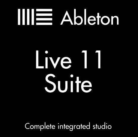 Ableton 11 Suite-wersja elekrtoniczna