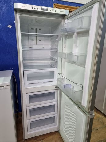 Холодильник Samsung срібний nofrost (10 різних моделей). Гарантія