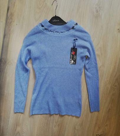 Sweterki z perełkami XS,S,M,L mega jakość