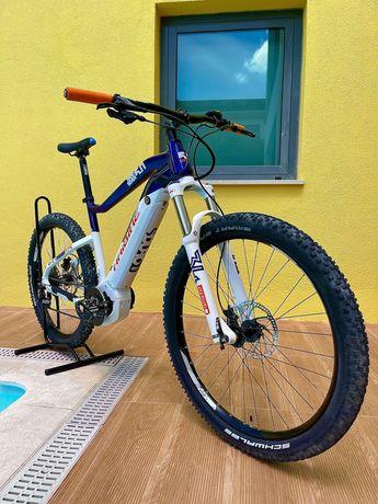Bicicleta eletrica Ebike - Haibike HardSeven 5.0 - NOVA