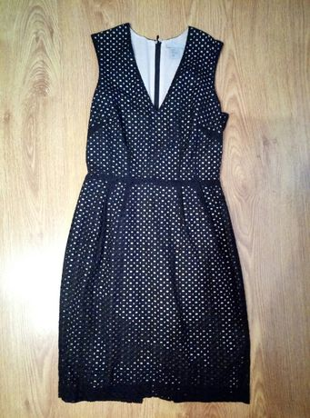 плаття сукня платьe сарафан юбка H&M Жіночий одяг Розм 34 S