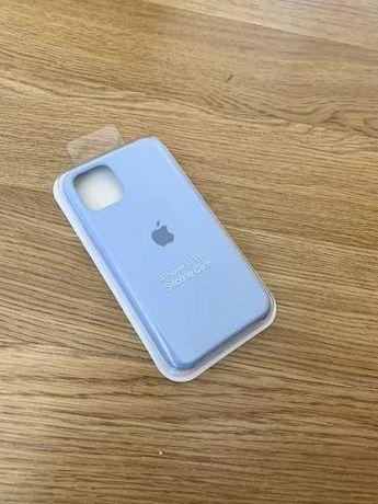 Apple etui case iphone 11 pro niebieski