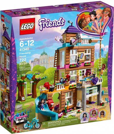 Lego friends 41340 Dom przyjazni