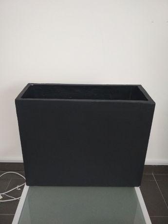 Donica Betonowa PS15 50x20x40 Mrozoodporna Czarna