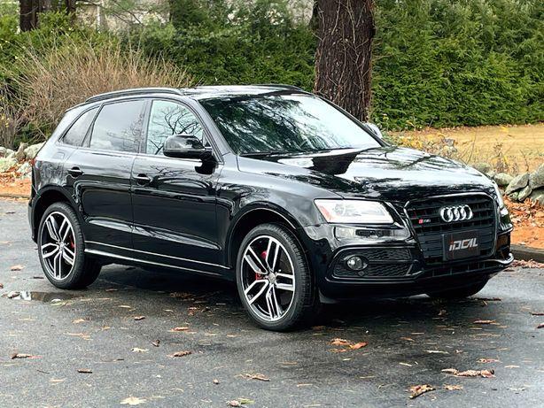 Продається Audi SQ5 2017