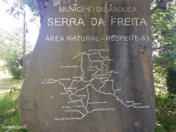 Moradia para restauro em Ameixieira, Santa Eulália, Arouca