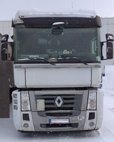 Ciągnik Siodłowy Ranault Magnum 480 DXI 2011