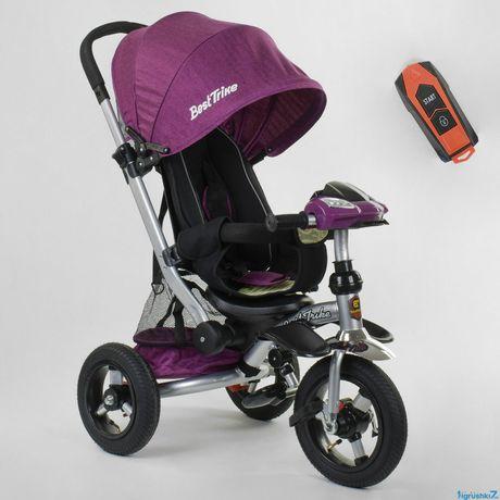 Мега скидка! Детский трехколесный велосипед BEST TRIKE (колеса резина)