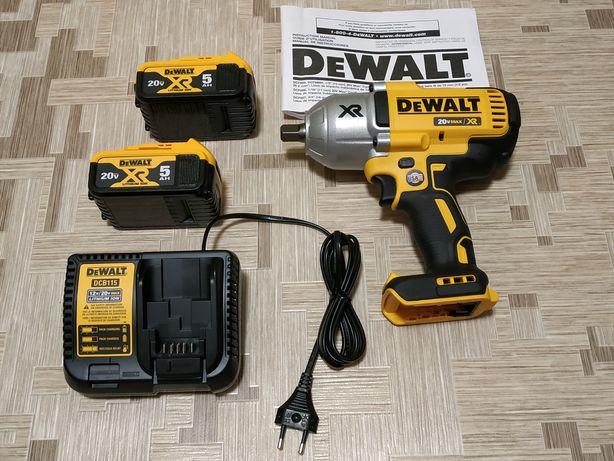 Гайковерт Dewalt DCF899P2 аккумуляторный бесщеточный