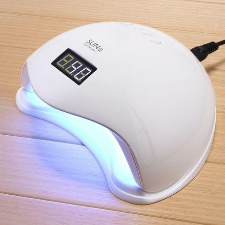 Профессиональная лампа для сушки гель лаков 48w led uv sun5