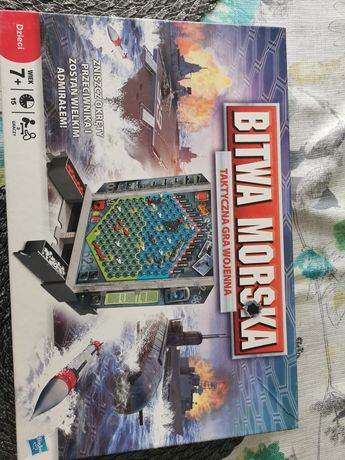 Gra Bitwa morska Hasbro