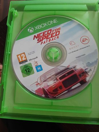 Gra Need for speed Payback Xbox One