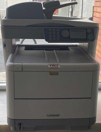 Impressora Multifunções Profissional OKI C3530 MFP