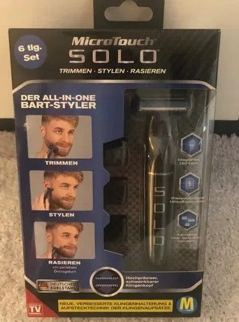 Тример бритва для чоловіків, машинка для стришки волосся, депілятор, І