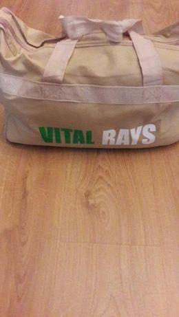 Турманиевый греющий коврик Vital Rays