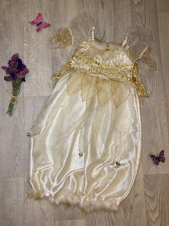 Карнавальное платье фея феи ангел ангела